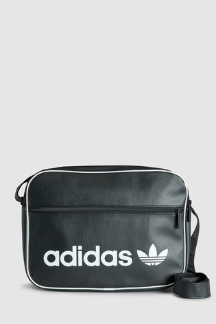 2943a4d1c97dd Buy adidas Originals Black Airliner Bag from Next Germany