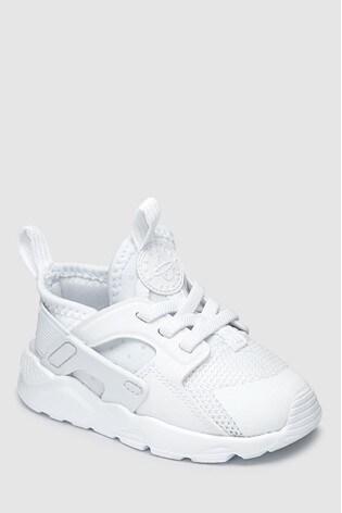 1636c8399eae White Nike Huarache Infant  White Nike Huarache Infant ...