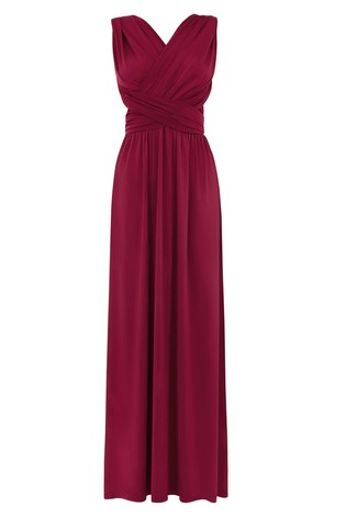 c483bda0e1e8 Buy Oasis Red Annie Multiway Maxi Dress from Next Ireland