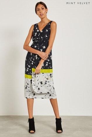 Buy Mint Velvet Black Robin Wrap Dress From Next Ireland