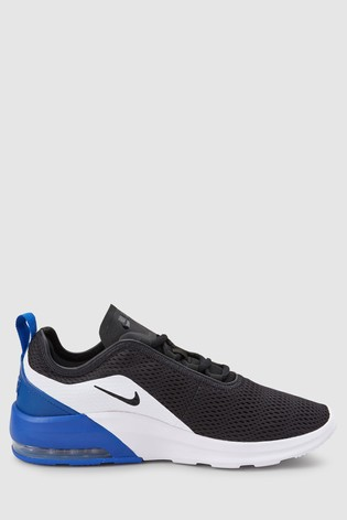 newest 93d72 5e61b Black Navy Nike Air Max Motion 2 ...