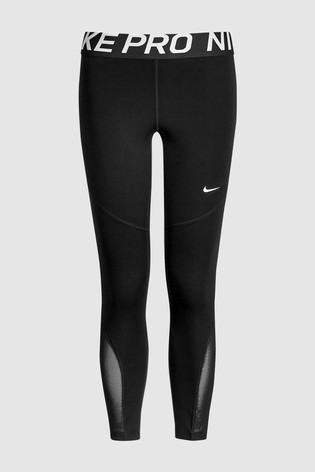 f839d9a1cde11f Buy Nike Pro Black 7/8 Tight from Next Cyprus