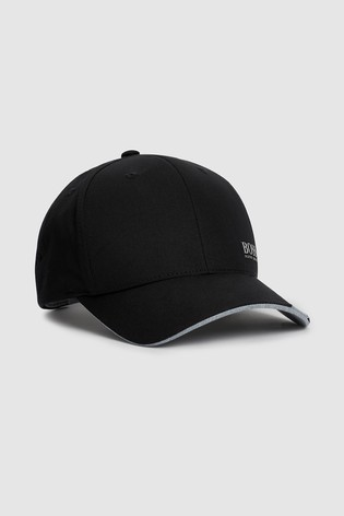 2b4a378daed Buy BOSS Essential Logo Cap from the Next UK online shop