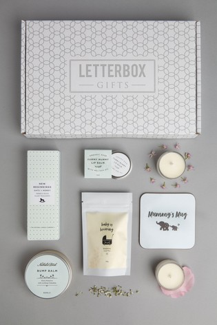 Buy Personalised Mum To Be Gift Set By Letterbox Gifts From The Next