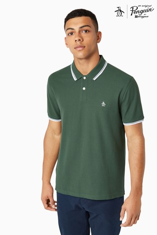 8bc9db92 Buy Original Penguin® Sycamore Pique Polo from the Next UK online shop