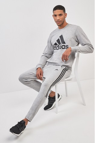 6a52fac2 Buy adidas 3 Stripe Tiro Joggers from Next Kuwait