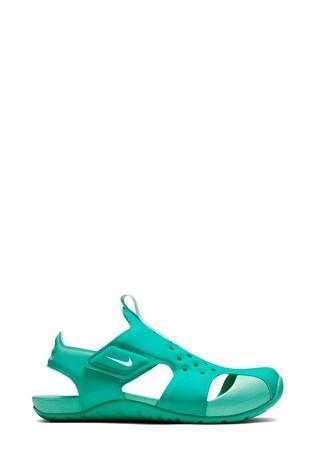 Junior Jade Nike Protect Sunray Sandals vN8OywPmn0
