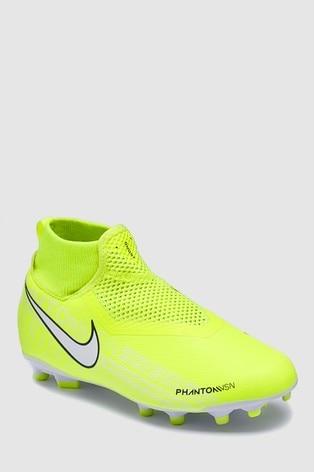 separation shoes 83af8 8d904 Nike Volt Phantom Academy Junior Youth Football Boots
