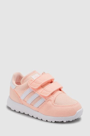 check out 4defb 2803f adidas Originals Coral Forest Grove Infant ...