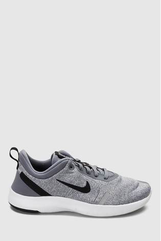 huge discount 2a561 0fe94 Nike Run Grey Flex Experience RN 8 Youth Trainers