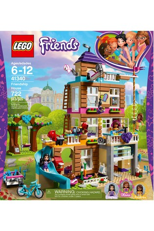 Buy Lego Friends Friendship House From Next Italy