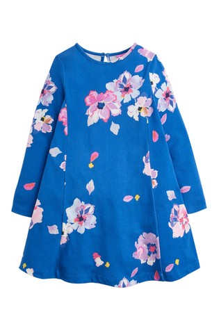 620685e5b Buy Joules Pink Loralie Jersey Swing Dress from the Next UK online shop