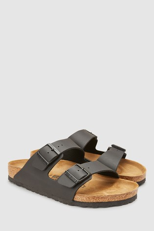 quality design c7dfb 49eea Birkenstock® Men's Black Arizona Sandal