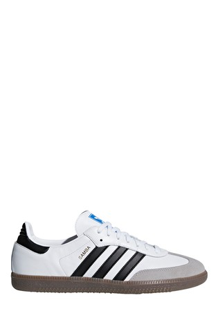later half off recognized brands adidas Originals Samba Trainers