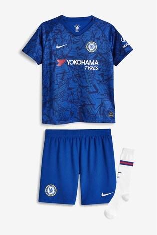 20ea79da5 Buy Nike Chelsea Football Club 2019/2020 Kit from the Next UK online ...