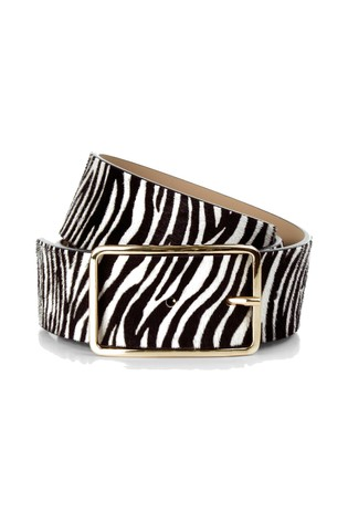 bd646e4aed9 Buy Hobbs Zebra Ruby Belt from the Next UK online shop