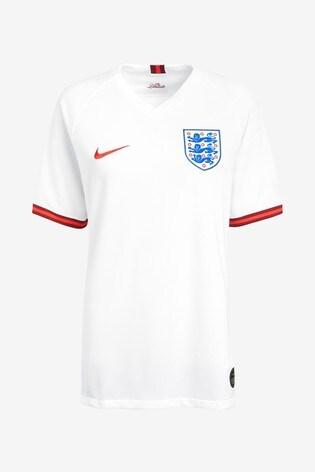 detailed look 0f8ed 9380a Nike England Stadium Jersey