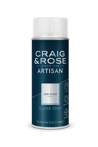 Top Coat Paint >> Craig Rose Clear Semi Gloss Top Coat Spray Paint
