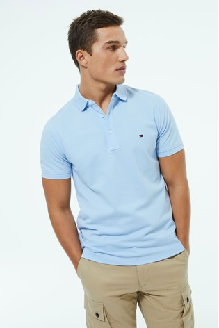0a51fd46 Buy Tommy Hilfiger Slim Polo from Next USA