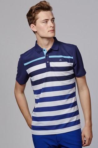 93be4d1cc Buy Calvin Klein Golf Velocity Poloshirt from the Next UK online shop