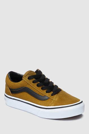 e6312f51ed46ba Buy Vans Youth Old Skool from Next Netherlands