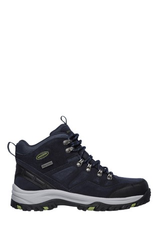1af078bf784 Buy Skechers® Navy Relment Pelmo Boot from Next Hong Kong