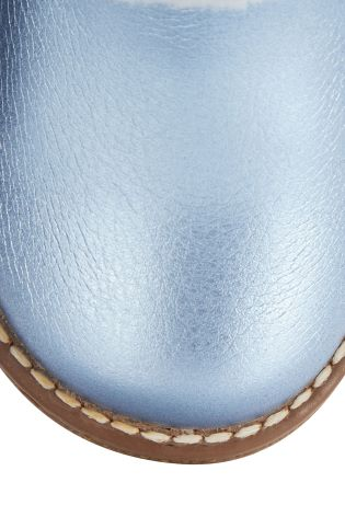 317322d2e5f540 ... baker by Ted Baker Blue Faux Fur Cuff Boot clearance prices e828a f13fc  ...
