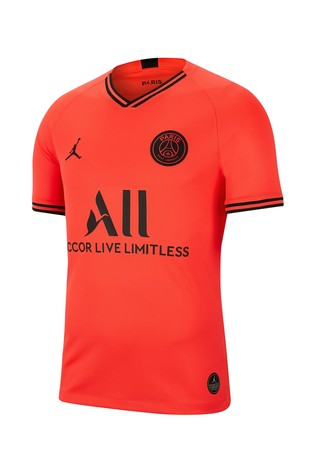 new arrival 483b1 6d2f9 Nike Red PSG 2019/2020 Jersey