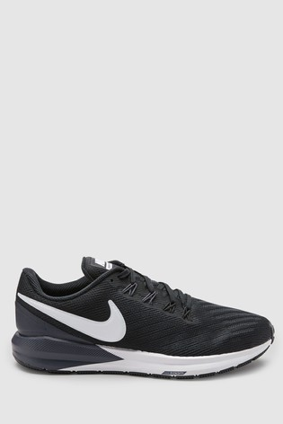competitive price fe5b9 d86c9 Nike Run Air Zoom Structure 22 Trainers