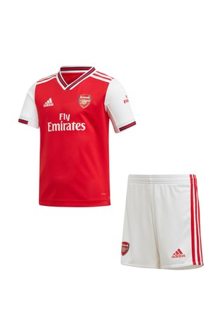 best cheap 24c72 4867d adidas Infant Arsenal Red Home 19/20 Mini Kit
