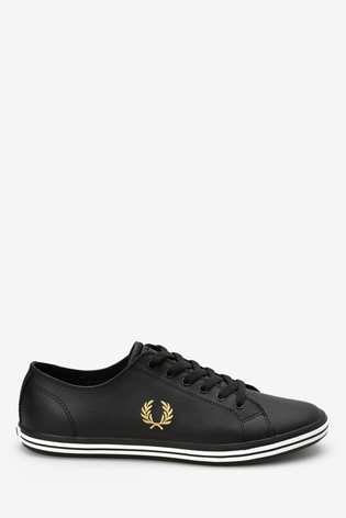 Fred Perry Kingston Leather Trainers