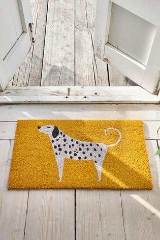 Dylan Dog Doormat