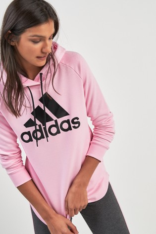 e8b3071d685e Buy adidas Badge Of Sport Overhead Hoody from Next Ireland