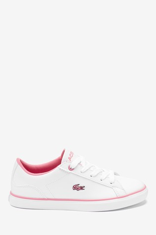 Buy Lacoste® Child Lerond Trainers from