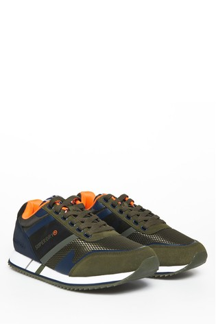 Buy Superdry Fero Runner Trainers from