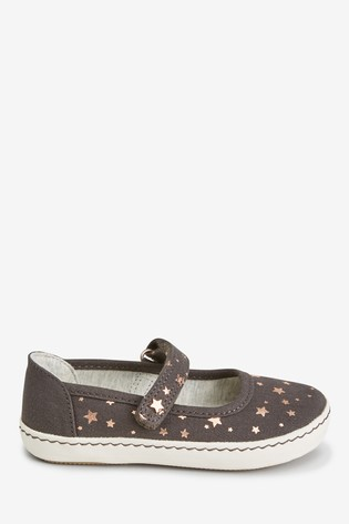 Jane Mary Pumpsyounger Star Charcoal Mary Star Charcoal nPkw80ZNXO