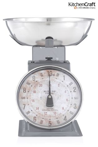 Buy Kitchencraft Industrial Kitchen Scales From The Next Uk Online Shop