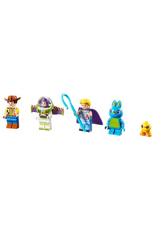 Buy Lego Toy Story 4 Buzz Woodys Carnival Mania From The Next Uk