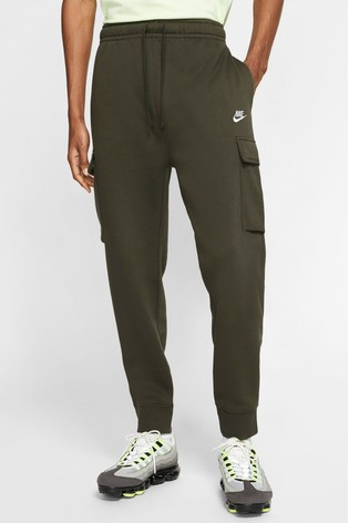 Buy Nike Club Cargo Joggers from the