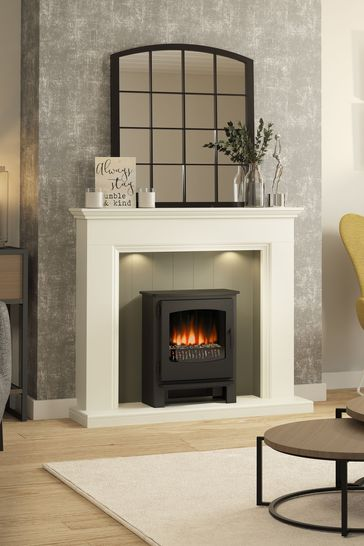 Buy Inglenook Fireplace By Be Modern From The Next Uk Online Shop
