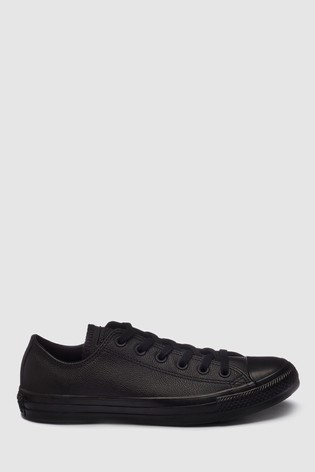 Buy Converse Chuck Taylor All Stars Leather Ox from Next Finland d3b501fadd