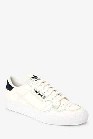 la mejor moda mejor precio sensación cómoda Buy adidas Originals Continental 80 Vulc Trainers from the Next UK ...