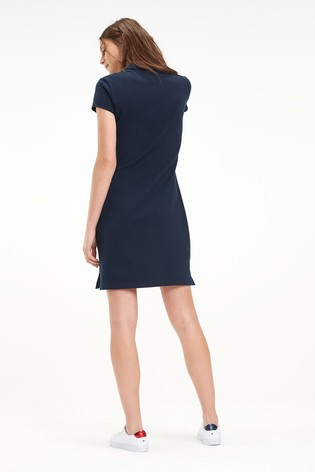 795b61b3e Buy Tommy Hilfiger Heritage Slim Polo Dress from the Next UK online shop