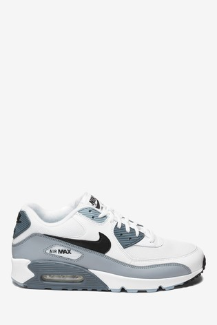 Nike Air Max 90 Black and Grey Trainers