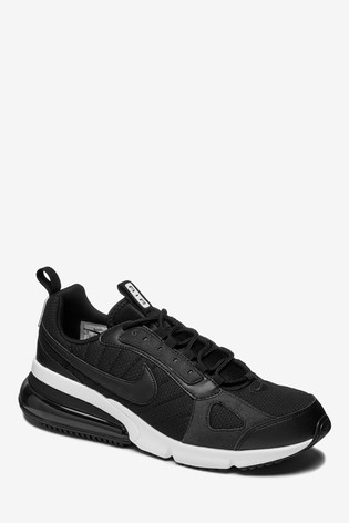 new products 7e33c b2a6c Nike Black/White Air Max 270 Futura Trainers