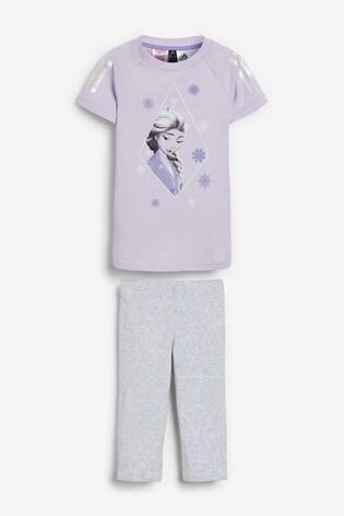 rodillo Pescador entregar  Buy adidas Little Kids Frozen 2 Top/Leggings Set from the Next UK online  shop
