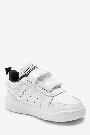 Buy adidas White/Black Tensaur Infant