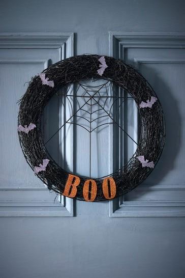 Buy Halloween Wreath from the Next UK online shop