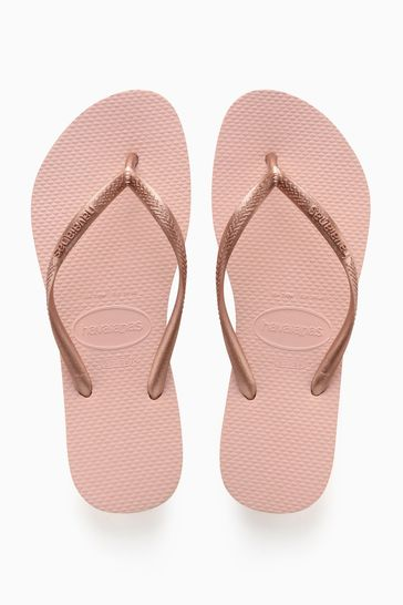2c3fe4f9a Buy Havaianas® Slim Pink Rosa Flip Flop from Next Hong Kong