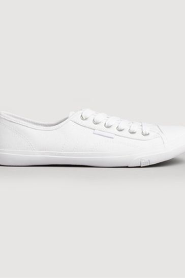 Buy Superdry White Low Pro Sneakers
